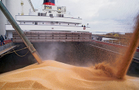 Iran bought a large batch of wheat from foreign markets